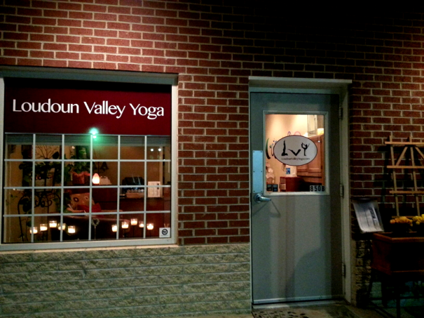Welcome to Loudoun Valley Yoga