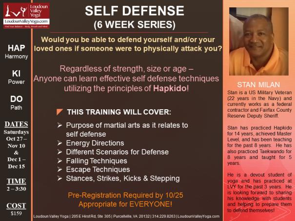 Self Defense Series Fall2018