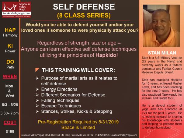 Self Defense Series_Jun2019